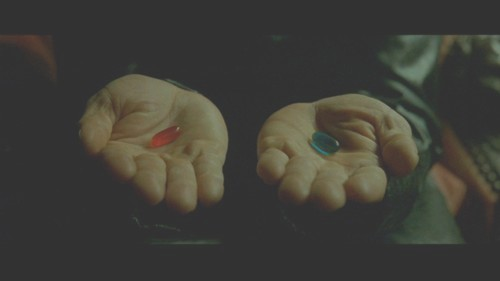 What would the FSSPX choose? The red pill, or the blue pill?